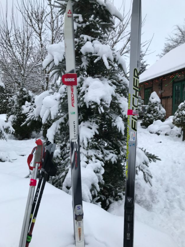 to był udany narciarski sezon